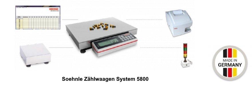 Zählwaagen System 5800