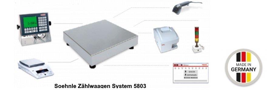 Zählwaagen System 5803